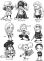 SBS80 6 Donquixote Pirates as Children.png