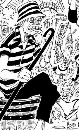 Woop Slap Manga Post Timeskip Infobox