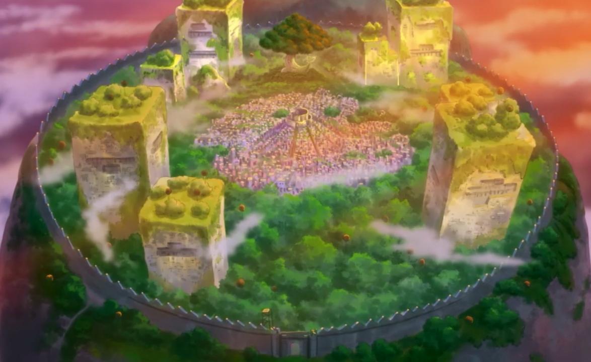 Zou One Piece Wiki Fandom Powered By Wikia