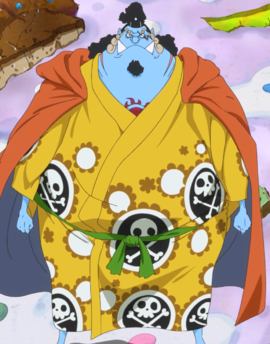 jinbei one piece wiki fandom powered by wikia. Black Bedroom Furniture Sets. Home Design Ideas