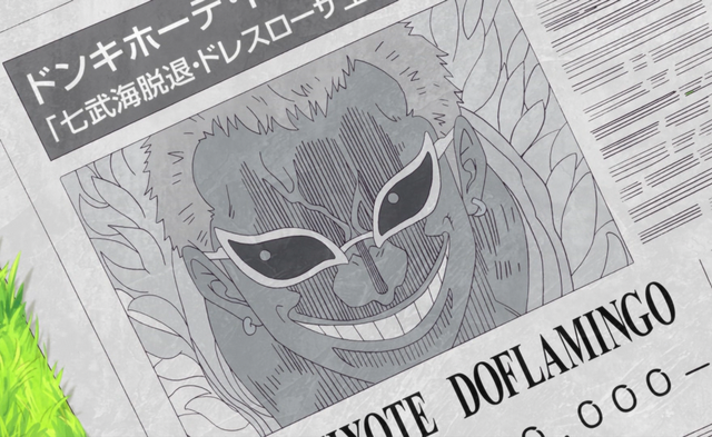 File:Doflamingo's Wanted Poster.png