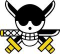 Zoro's Pre Timeskip Jolly Roger.png
