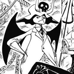 Saldeath Manga Post Timeskip Infobox
