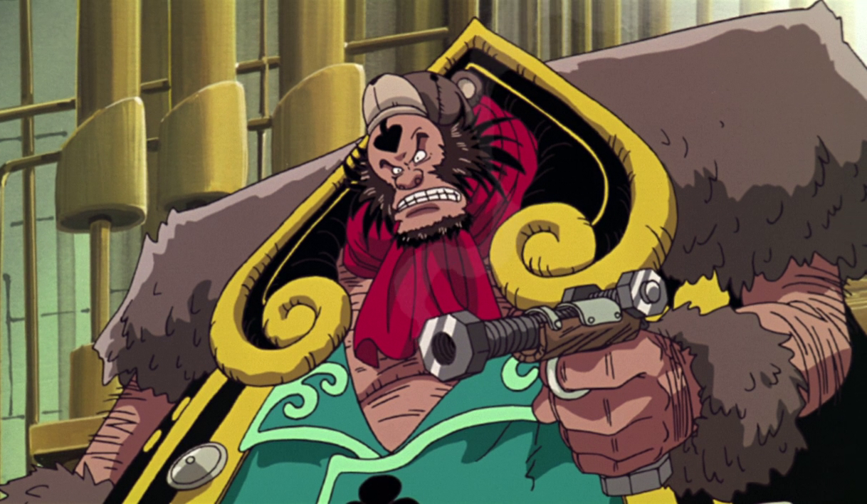 Bear King | One Piece Wiki | FANDOM powered by Wikia
