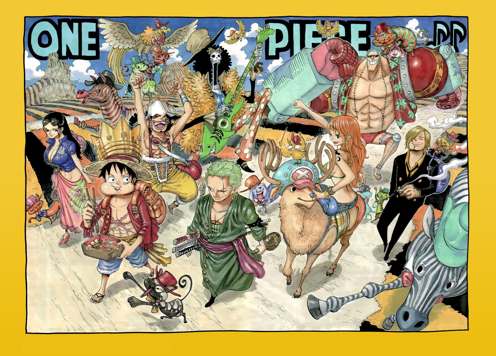 Chapter 604 One Piece Wiki Fandom Powered By Wikia