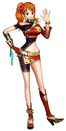 Nami 2nd DCL Pirate Warriors 2.png