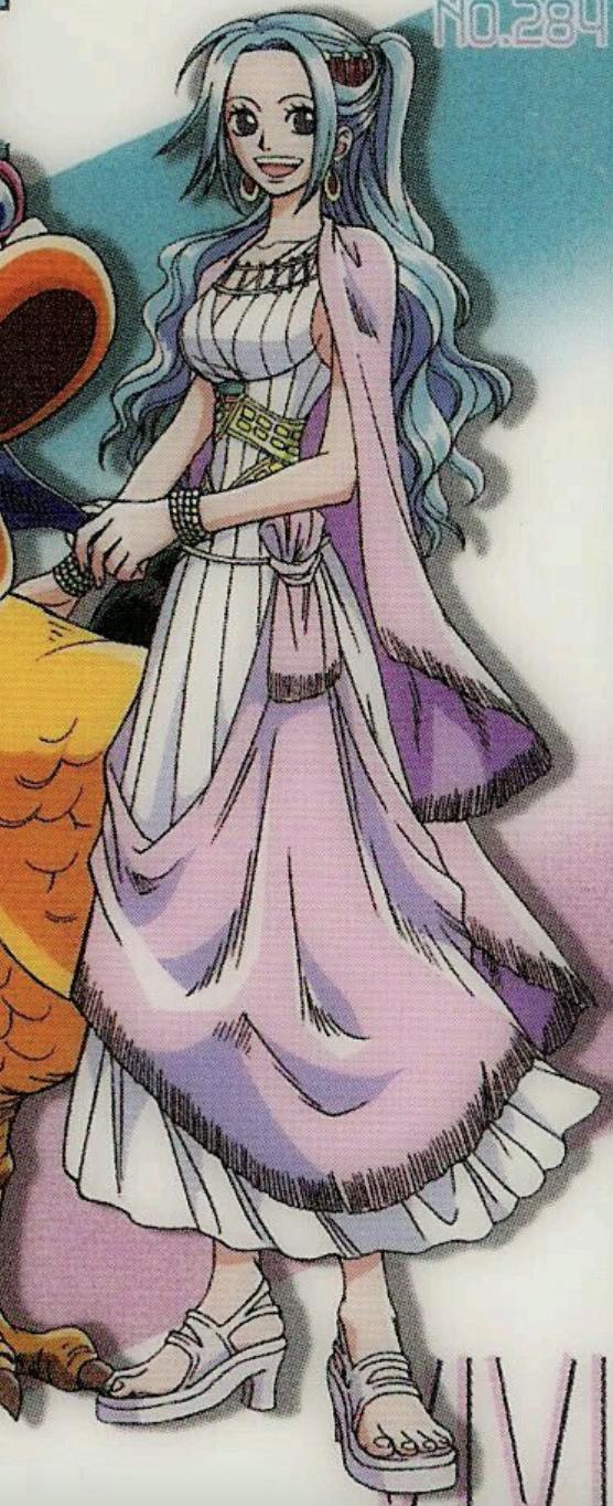 Princess title one piece wiki fandom powered by wikia - Manga princesse ...