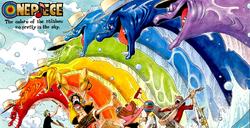 Rainbow Moray Eel Brothers Manga Infobox