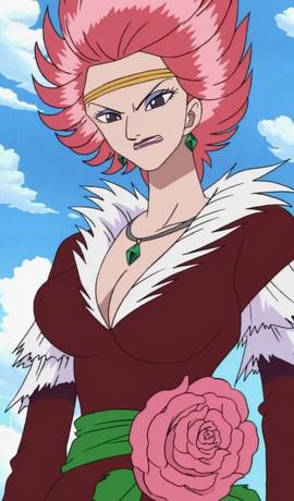 Carmen en el anime