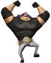 Burgess Pre Timeskip Pirate Warriors 3