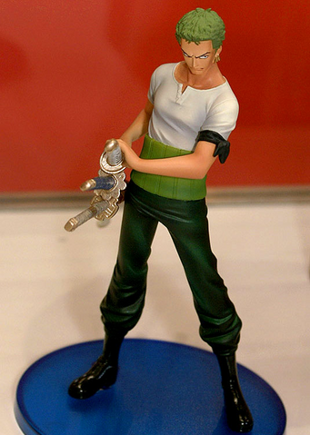 File:High Spec Coloring Figure Zoro.png
