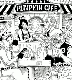Pumpkin Cafe Infobox