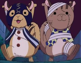 Братья Риски (зомби) в аниме