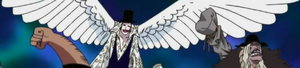 Laffitte's Wings