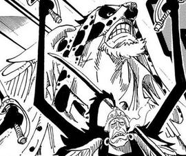 Dalmatian Manga Infobox
