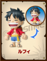Onepiece@be.smile Luffy