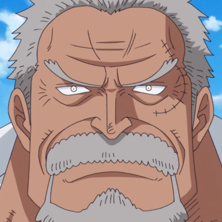 File:Monkey D. Garp Portrait.png