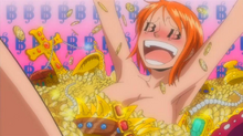 Nami Bathing in Gold.png