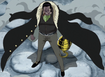 Crocodile's Impel Down Arc Outfit