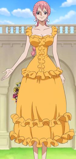 Rebecca en el anime