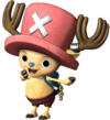 Chopper Pre Timeskip Pirate Warriors 3