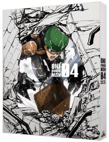 One Punch Man Vol. 4 Disc