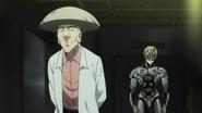 Dr. Kuseno and Genos