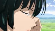Fubuki crying
