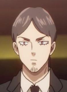 Eyelashes Anime