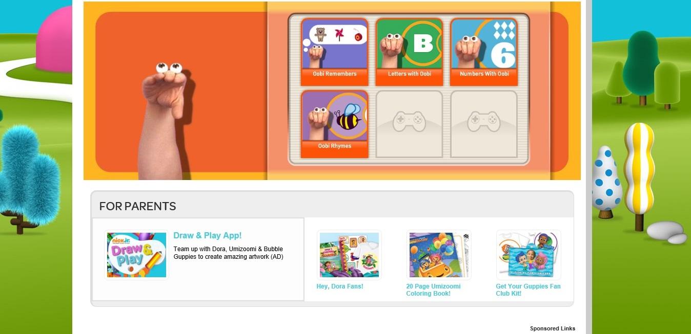 peppa pig nick jr game peppa pig peppa pig run video games for kids ...