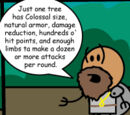 A Comic as Lovely as a Tree