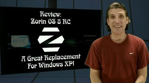 Zorin 8 A Great Replacement for Windows XP & 7