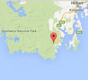 Location-hastings-tasmania