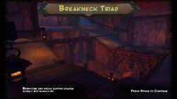 Breakneck Triad