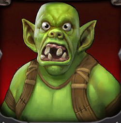 Light Orc Warrior