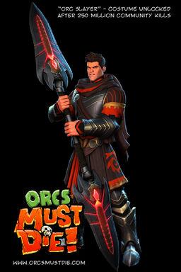 Costume OrcSlayer