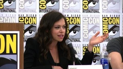 ORPHAN BLACK Comic-Con Panel Top 8 Great Moments - San Diego 2013