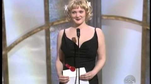"""Men in Black"" winning the Oscar® for Makeup"