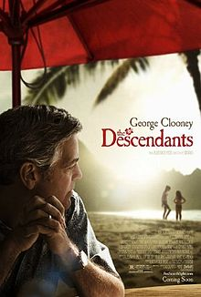 Descendants film poster