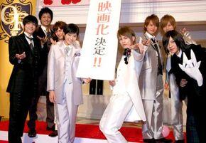 Ouran High School Host Club (Movie)-p1