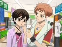 Haruhi x Kaoru