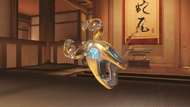 Symmetra saffron golden photonprojector