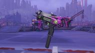 Sombra losmuertos machinepistol