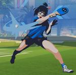 Mei Spray - Table Tennis