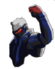 Soldier 76 Spray - Hooah