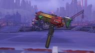 Sombra peppermint machinepistol