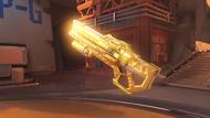 Soldier76 olive golden heavypulserifle