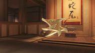 Genji sparrow golden shuriken