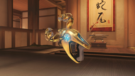 Symmetra utopaea golden photonprojector