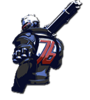 Soldier 76 Spray - Vigilante